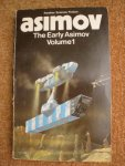 Cover image of 'The Early Asimov'