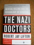 Cover image of Robert Lifton's book The Nazi Doctors