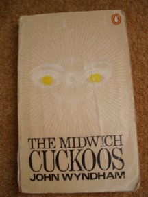 Cover image of John Wyndham's book The Midwich Cuckoos