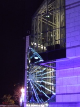 Image of Symphony Hall at night
